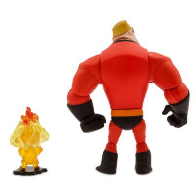 Muñeco de acción Míster Increíble, Disney Pixar Toybox