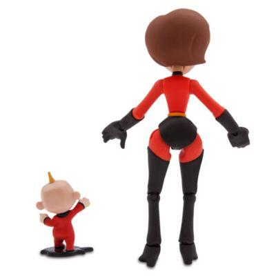 Figurine MmeIndestructible articulée, collection Disney Pixar Toybox