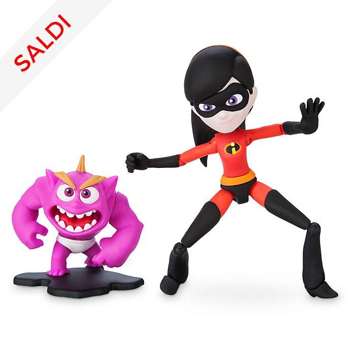 Action figure Violetta Disney Pixar Toybox