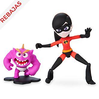 Muñeca acción Violeta, Disney Pixar Toybox