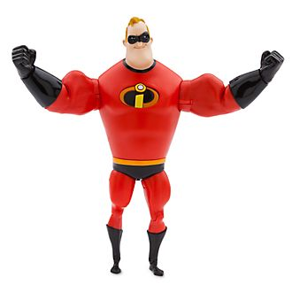 Action figure parlante Mr. Incredibile