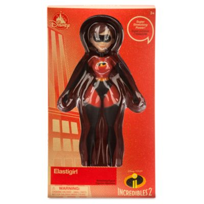 Elastigirl Stretching Figure