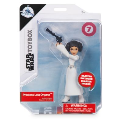 Star Wars Toybox - Prinzessin Leia - Actionfigur
