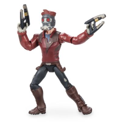 Action Figure Star-Lord, Marvel Toybox