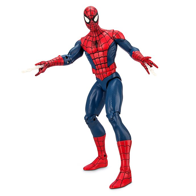 Muñeco acción parlante Spider-Man, Disney Store