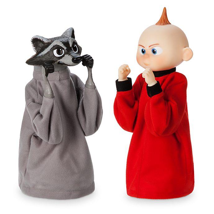 Coffret Jack-Jack contre le raton laveur