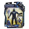 Mini personaggio 15 cm Costume in vibranio, Black Panther