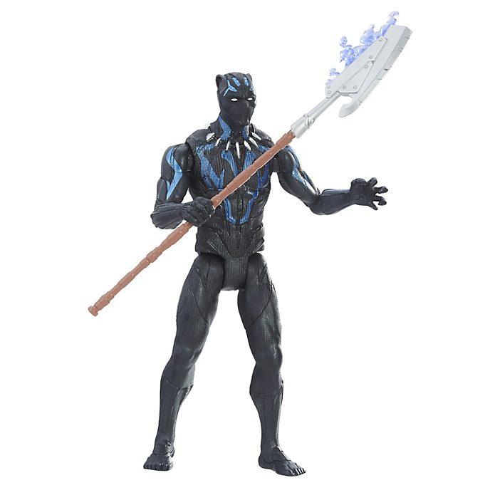 Figurine de Black Panther en costume de vibranium15cm