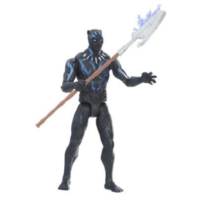 Figura miniatura Black Panther traje de vibranio 15cm