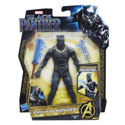 Mini personaggio 15 cm Erik Killmonger, Black Panther