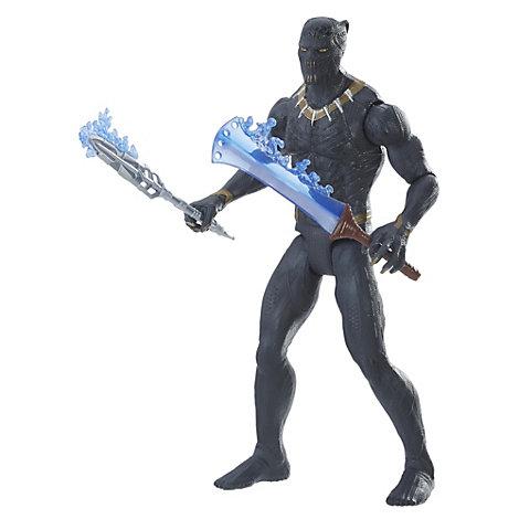 Mini figurine d'Erik Killmonger15cm, Black Panther