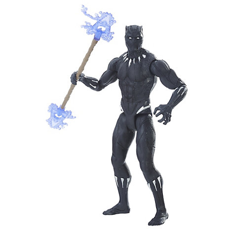 Mini figurine de Black Panther 15 cm