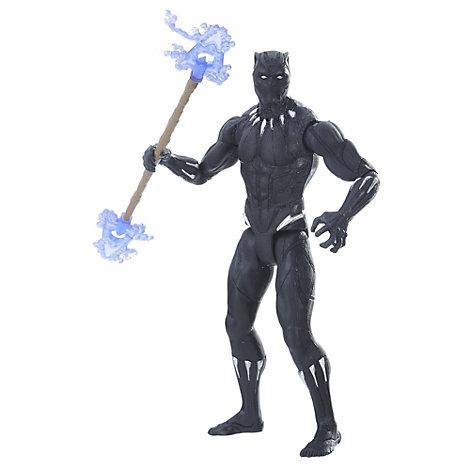 Mini personaggio 15 cm Pantera Nera, Black Panther