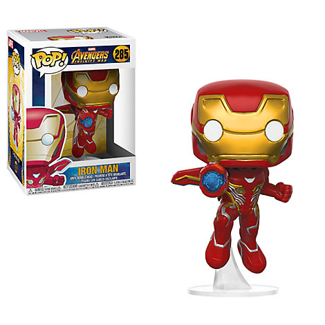 Iron Man Pop! Vinyl Figure by Funko