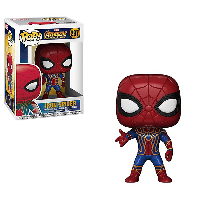 Funko Iron Spider Pop! Vinyl Figure