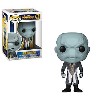 Personaggio in vinile serie Pop! di Funko, Ebony Maw