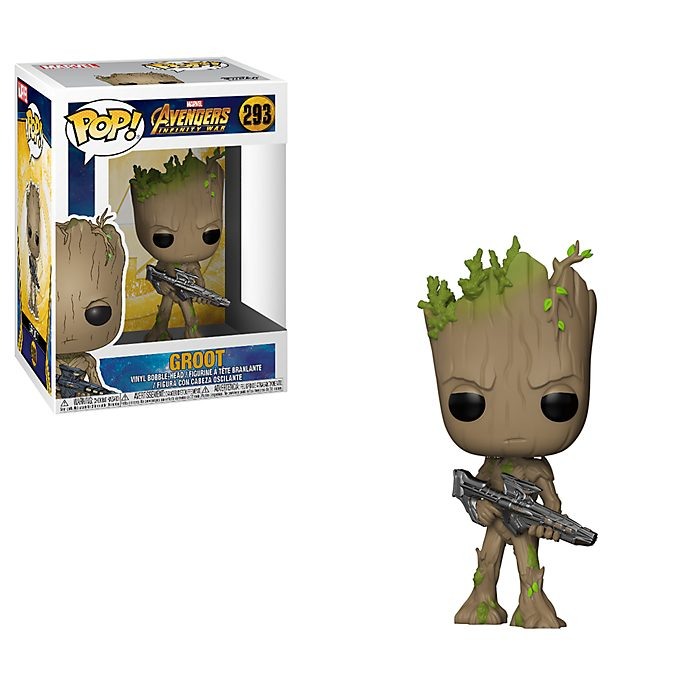 Figurine Groot Funko Pop! en vinyle
