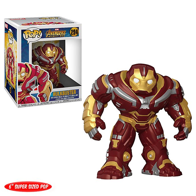 Personaggio in vinile serie Pop! di Funko, Hulkbuster