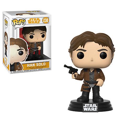 Figurine Han Solo FunkoPop! en vinyle