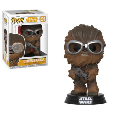 Figura Pop! de vinilo de Chewbacca de Funko