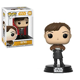 Personaggio in vinile serie Pop! di Funko, Qi'ra
