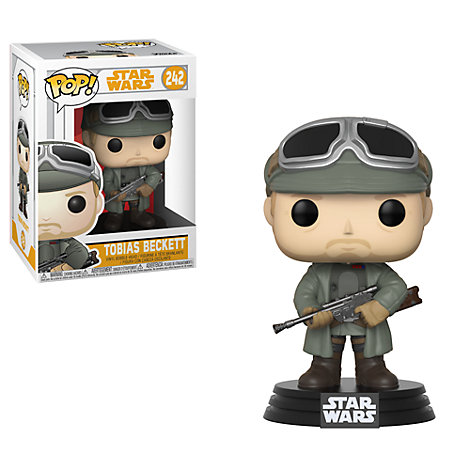 Tobias Beckett Pop! Vinyl Figure by Funko