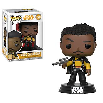 Personaggio in vinile serie Pop! di Funko, Lando Calrissian