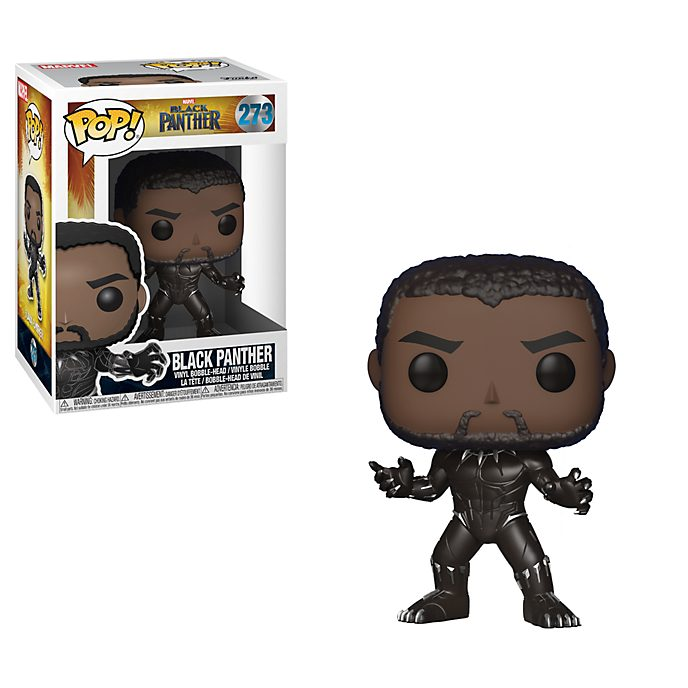 Black Panther Pop! Vinyl Figure by Funko