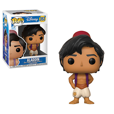 Aladdin Pop! Vinyl Figure by Funko
