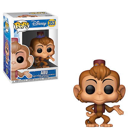 Abu Pop! Vinyl Figure by Funko, Aladdin