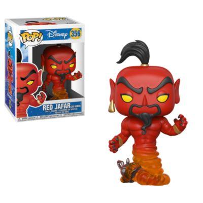 Figurine en vinyle FunkoPop! Jafar en rouge, Aladdin