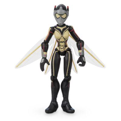 Figurine La Guêpe articulée, collection Marvel Toybox, Disney Store