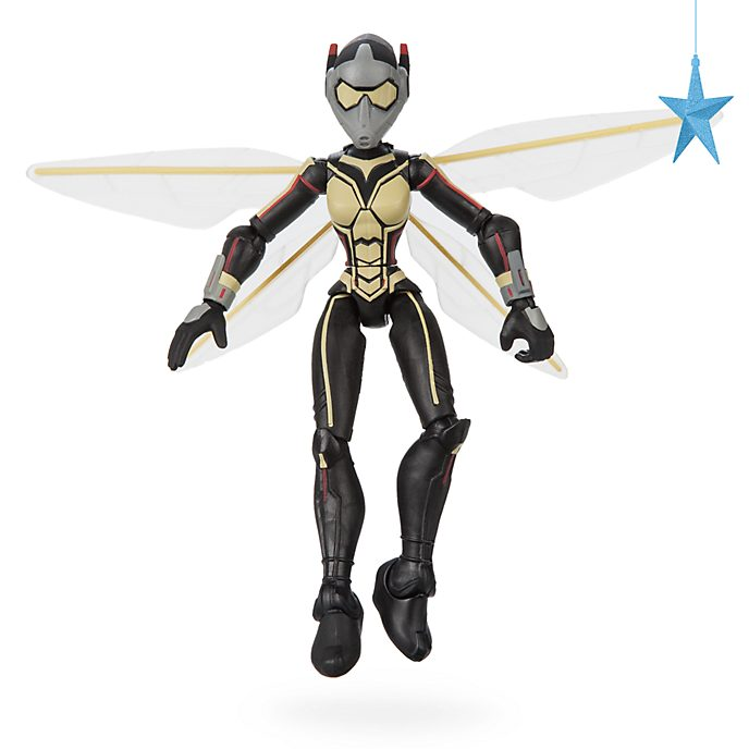Disney Store Marvel ToyBox Wasp Action Figure