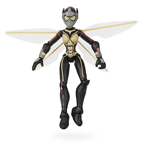 Action Figure Wasp, Marvel Toybox Disney Store