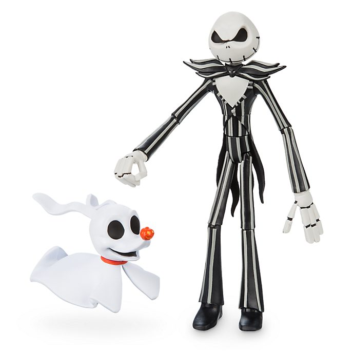 Disney Store Disney Toybox Jack Skellington Action Figure