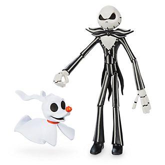 Disney Store Figurine Jack Skellington articulée Disney Toybox