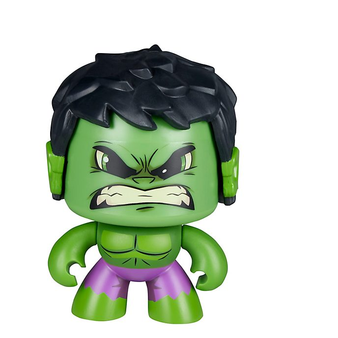 Marvel - Mighty Muggs - Hulk - Spielzeug