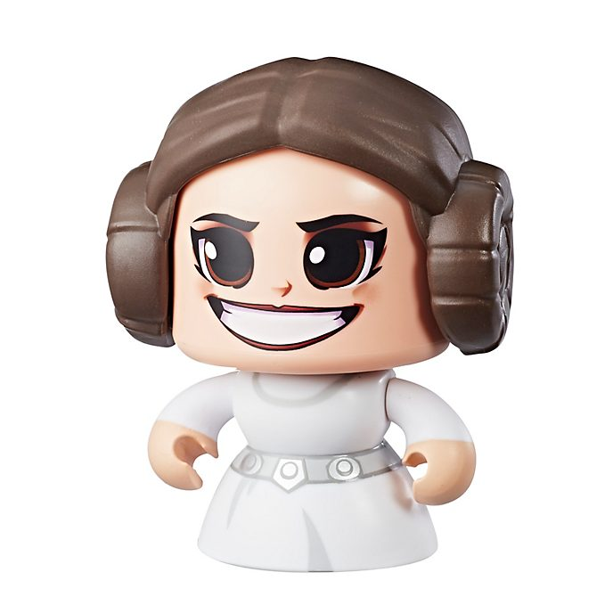 Personaggio in vinile Principessa Leia Organa Mighty Muggs Star Wars