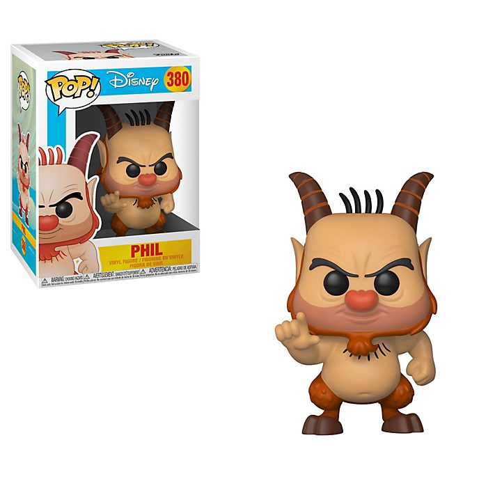 Personaggio in vinile Phil serie Pop! di Funko