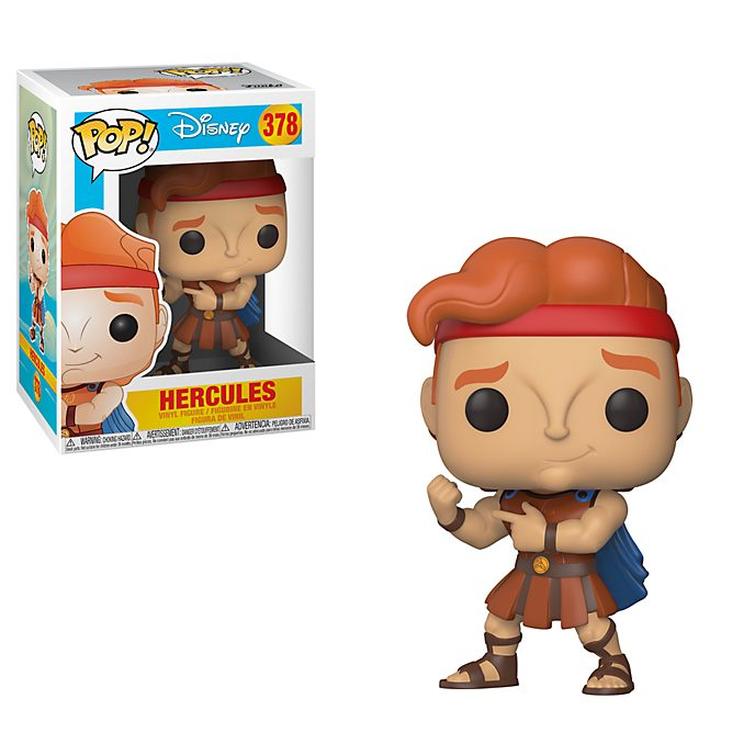 Personaggio in vinile Hercules serie Pop!