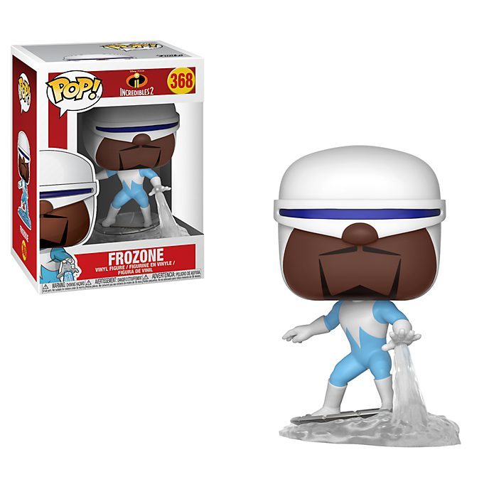 Funko Figurine Frozone Pop! en vinyle, Les Indestructibles 2