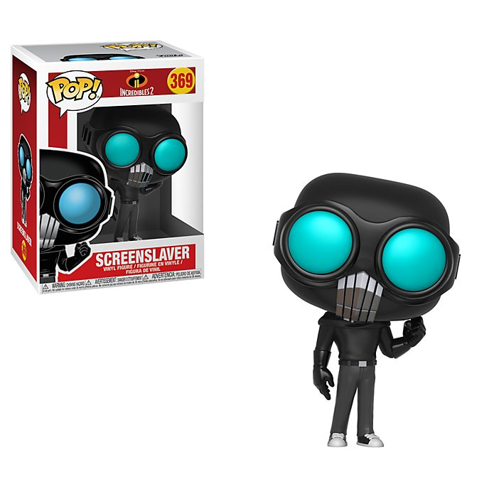 Funko - Screenslaver - Pop! Vinylfigur - Die Unglaublichen 2 - The Incredibles 2