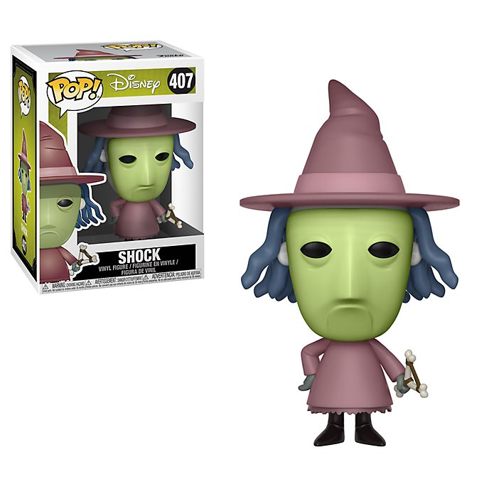 Funko Pop! - Nightmare Before Christmas - Angst - Vinylfigur