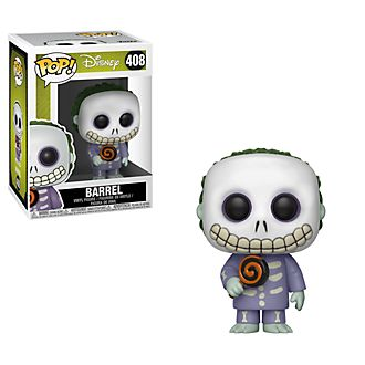 Funko portachiavi in vinile Prendo serie Pop! Nightmare Before Christmas