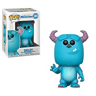 Funko portachiavi in vinile Sulley serie Pop! Monsters & Co.