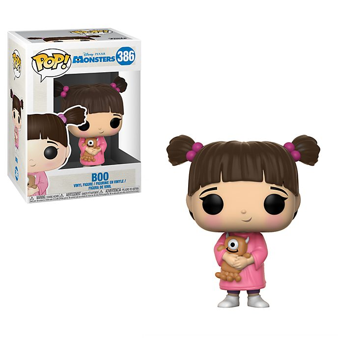 Funko Pop! Boo Vinyl Figure, Monsters Inc.