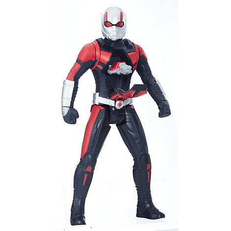 Muñeco acción ataque miniaturizado Ant-Man, Ant-Man y la Avispa