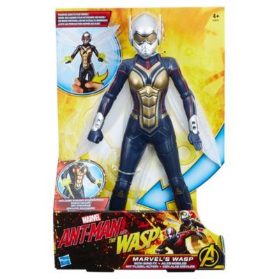 Ant-Man and The Wasp - Wasp - Actionfigur mit Flügel-Feature