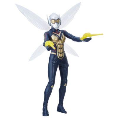 Muñeca acción FX la Avispa con alas, Ant-Man y la Avispa