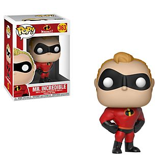 Figura Pop! vinilo Mr. Increíble, de Funko
